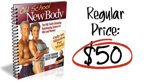 regularprice50 - Old School New Body -5 Steps To Looking 10 Years Younger