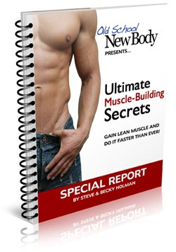 report2 - Old School New Body -5 Steps To Looking 10 Years Younger